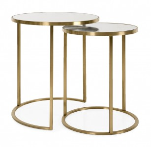 Bali Nesting Accent Table