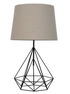 Geometric Table Lamp 2-Pack