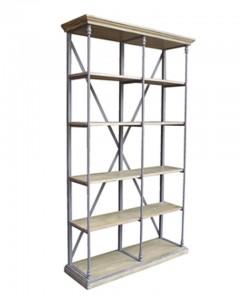Milena Open Bookcase