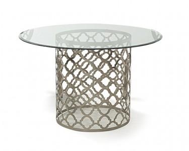 Quatrefoil Dining Table