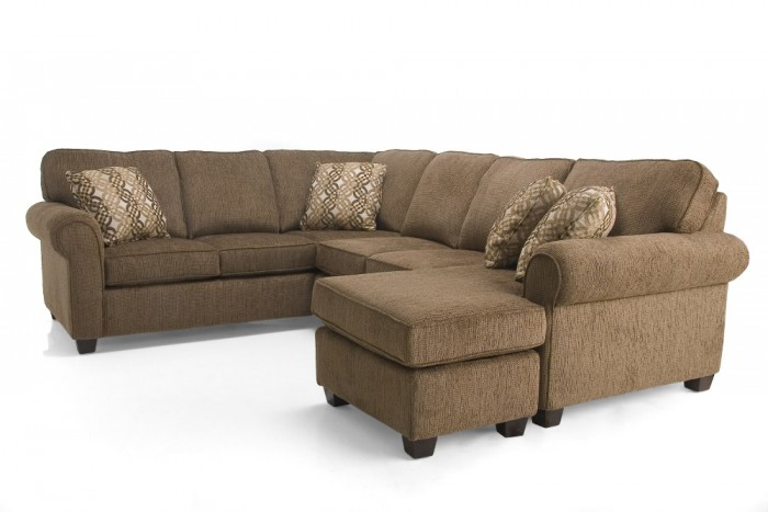 Sectionals 2576 Sectional Decor Rest Furniture Ltd