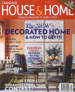 Canadian House & Home Oct 2013