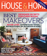 Canadian House & Home February 2014