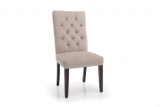 Prince Chair Fabric Ivory 2-Pack
