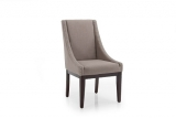 Soul Dining Chair Fabric Grey 2-Pack