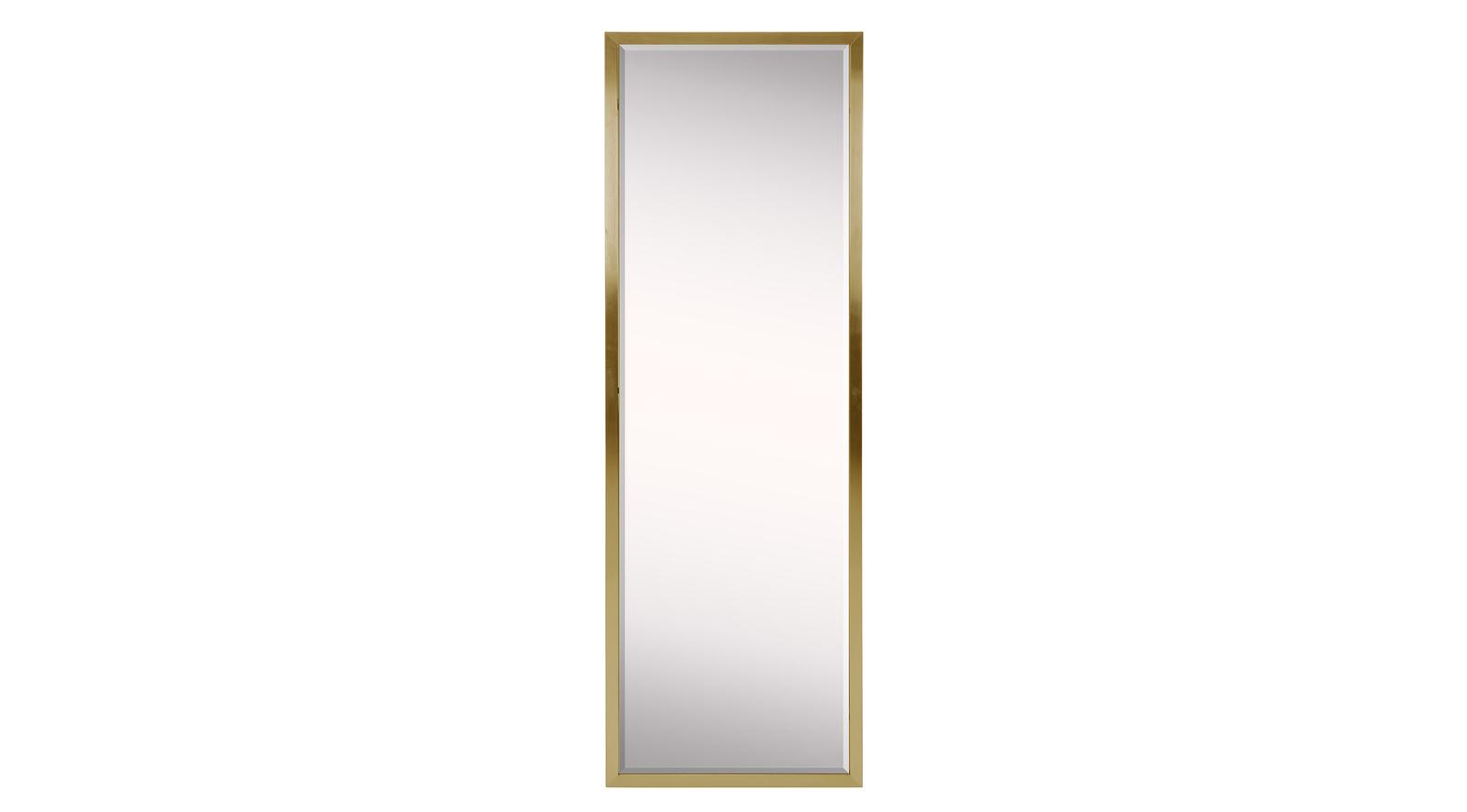 Agra Brass Floor Mirror