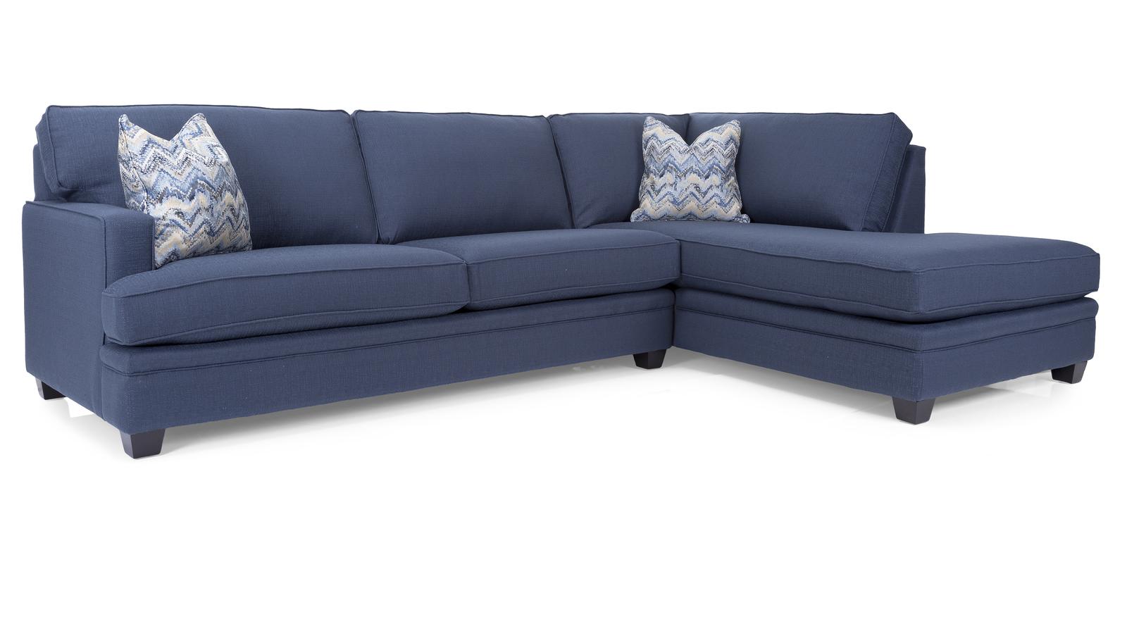 2696 Queen Sofa Bed Sleeper Sectional