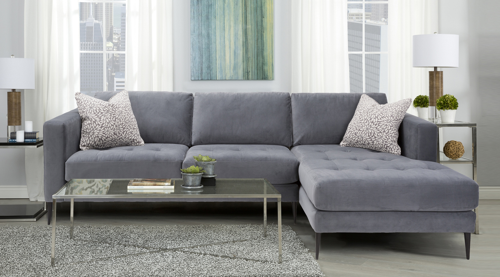 2795 Sectional
