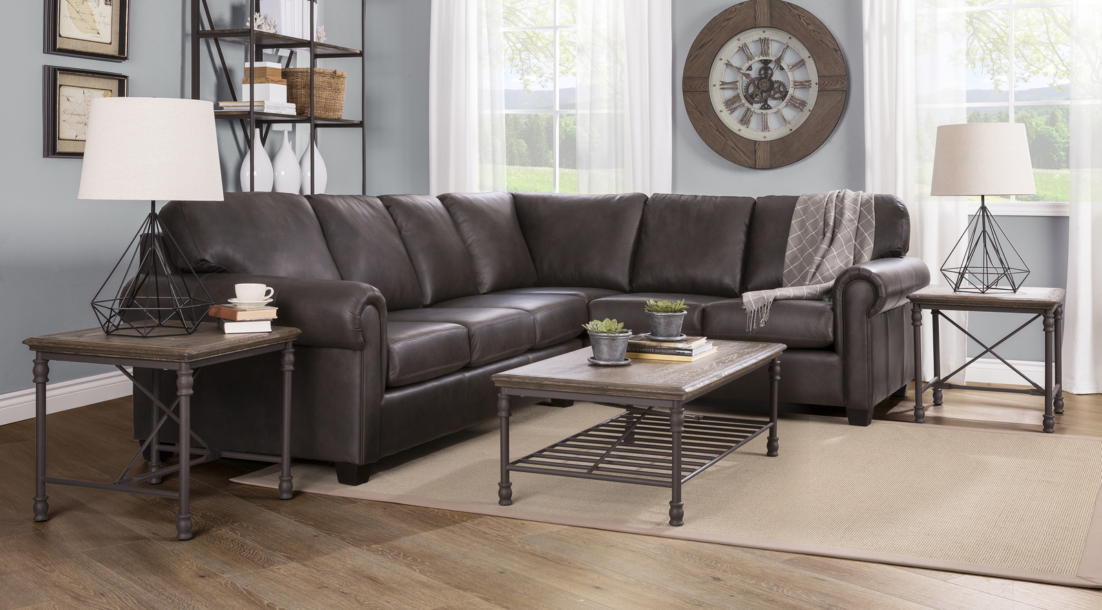 3006 Sectional
