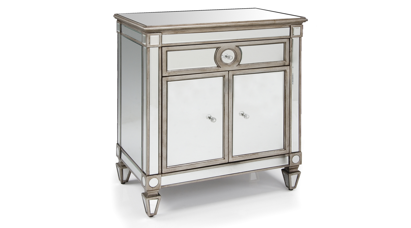 Somma Mirrored Cabinet